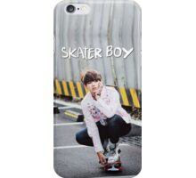 SKATER BOY TAE iPhone Case/Skin