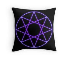Arcane Symbol Throw Pillow