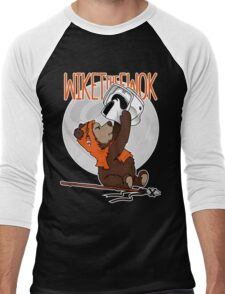 Wiket the Ewok! Men's Baseball ¾ T-Shirt