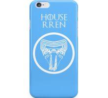 """House Rren"" - Disney Meets Game of Thrones iPhone Case/Skin"