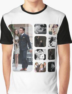 Chuck Bass & Blair Waldorf Graphic T-Shirt