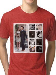 Chuck Bass & Blair Waldorf Tri-blend T-Shirt
