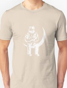 LOVE MOON MAN Unisex T-Shirt
