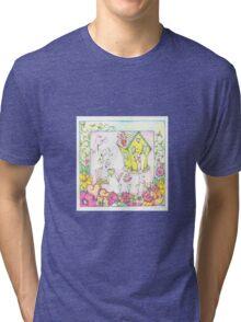 Go Where the Love Is Tri-blend T-Shirt
