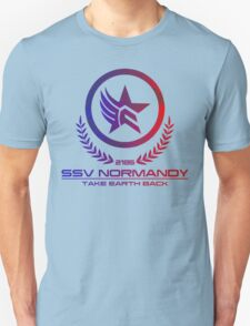 Mass Effect - Take Earth Back T-Shirt
