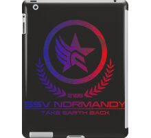 Mass Effect - Take Earth Back iPad Case/Skin