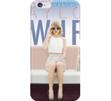 The 1989 World Tour Taylor Swift -rr iPhone Case/Skin