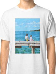 Fishing with Mum Classic T-Shirt