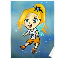 Active Fairy Poster