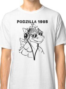 Podzilla 1985 Retro  Classic T-Shirt