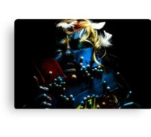 Cult of inspiration - Anne 0 Canvas Print