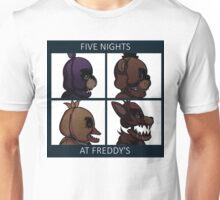 FNAF v2 Unisex T-Shirt