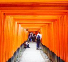 Fushimi Inari Shrine Sticker