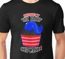 Respect The Floof, Cupcake! Unisex T-Shirt