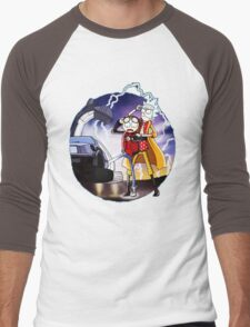 Doctor Rick and Morty Men's Baseball ¾ T-Shirt