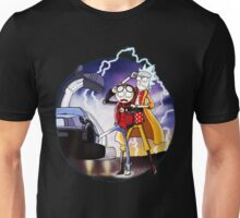Doctor Rick and Morty Unisex T-Shirt