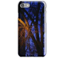 two days before snowfall iPhone Case/Skin
