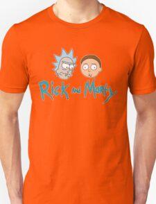 Rick Morty Face Unisex T-Shirt