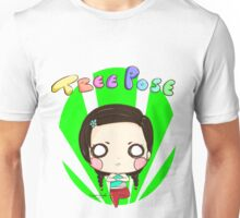 Tree Pose  Unisex T-Shirt