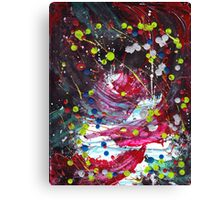 Jealousy and Rage Canvas Print