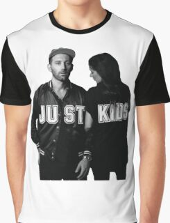 JUST KIDS Graphic T-Shirt
