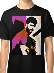 Bearded Poppy Duo #1 Classic T-Shirt