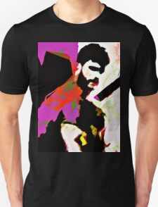 Bearded Poppy Duo #1 Unisex T-Shirt