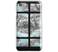 """Peaceful Snow"" Artwork by Carter L. Shepard""  iPhone Case/Skin"