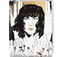 On my mind iPad Case/Skin