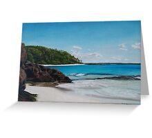 Murrays Beach Australia Greeting Card