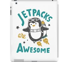 Jetpacks are Awesome iPad Case/Skin