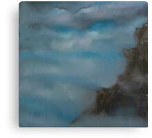 Wagnerian Landscape Canvas Print