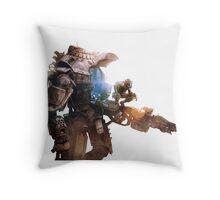 Titanfall Army  Throw Pillow