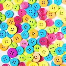 A Bounty of Buttons by Colleen Farrell