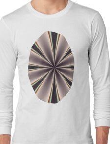 Fractal Pinch in BMAP02 Long Sleeve T-Shirt