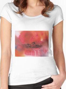 """""""Hot Stuff, Spring Valley Station, near Petford"""" Women's Fitted Scoop T-Shirt"""