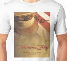 Veterans Day 2016 Bronze Star (valor) Poster Unisex T-Shirt