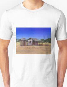 """Old Meathouse, Spring Valley Station, near Petford"" Unisex T-Shirt"