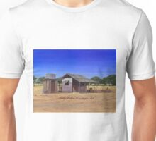 """Old Meathouse, Spring Valley Station, near Petford"" Unisex T-Shirt"