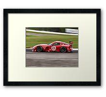 SRT Viper Framed Print