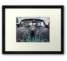 Kaiser Motors Framed Print