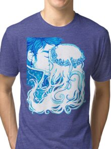 Blue Seas Tri-blend T-Shirt