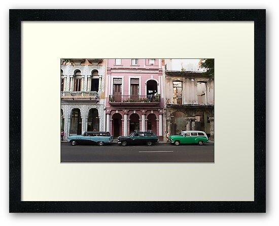 Three Wagons, Havana by ponycargirl