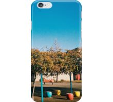 Neighborhood Playground iPhone Case/Skin