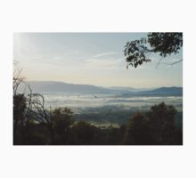 """""""Valley View"""", Yarra Valley, Victoria, Australia One Piece - Long Sleeve"""
