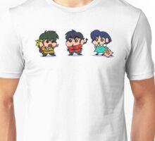 Ranma Shin Chan parody Unisex T-Shirt