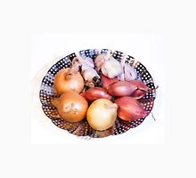 onion, shallot, garlic Unisex T-Shirt