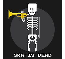 Ska Is Dead Photographic Print