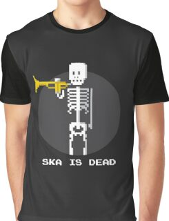 Ska Is Dead Graphic T-Shirt