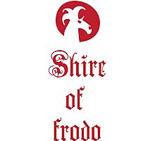 Shire of Frodo Photographic Print
